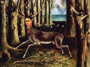 Frida Kahlo. The Wounded Deer. 1946