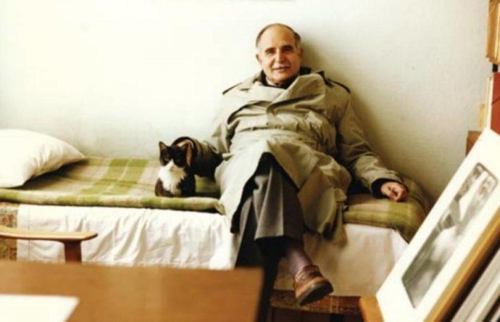 2d7df7a956c3 Λένη Ζάχαρη  «Οι Ποιητές και η γάτα στην Ποίηση»