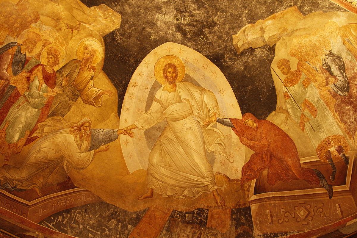 Θανάσης Ν. Παπαθανασίου:  Περιμένοντας την Ανάσταση,  δρώντας για την Ανάσταση *