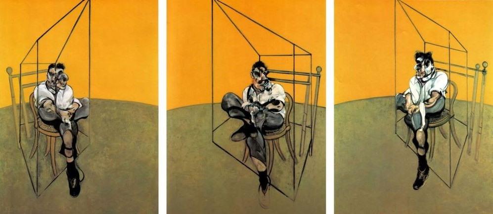 Φράνσις Μπέικον στο τετράγωνο:  του Τσαρλς Γιομπλόνσκι, κατά κόσμον Κώστα Ξ. Γιαννόπουλου