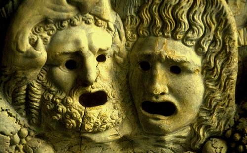 Κωστής Ζ. Καπελώνης: Το Δράμα του Αρχαίου Δράματος