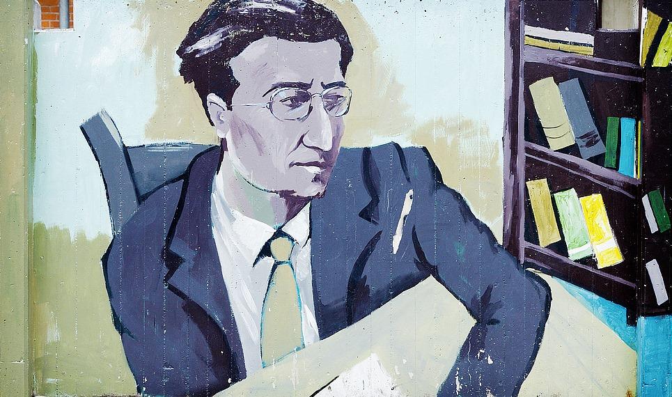 Κώστας Ξ. Γιαννόπουλος:  Ο Τσέζαρε Παβέζε απ' το Τορίνο