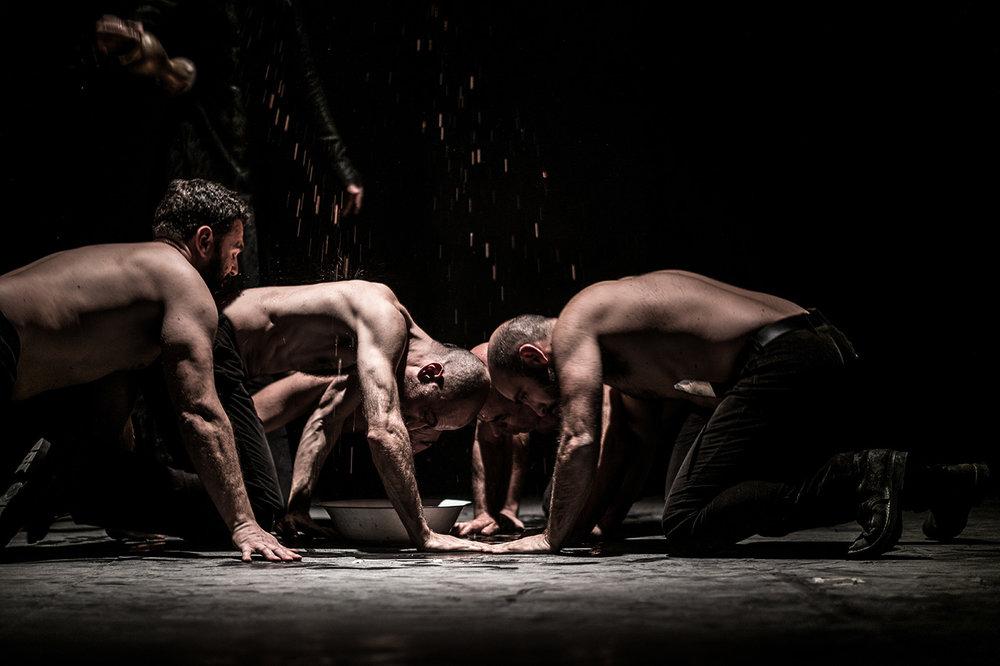 Έφη Φρυδά: Macbettu του Alessandro Serra