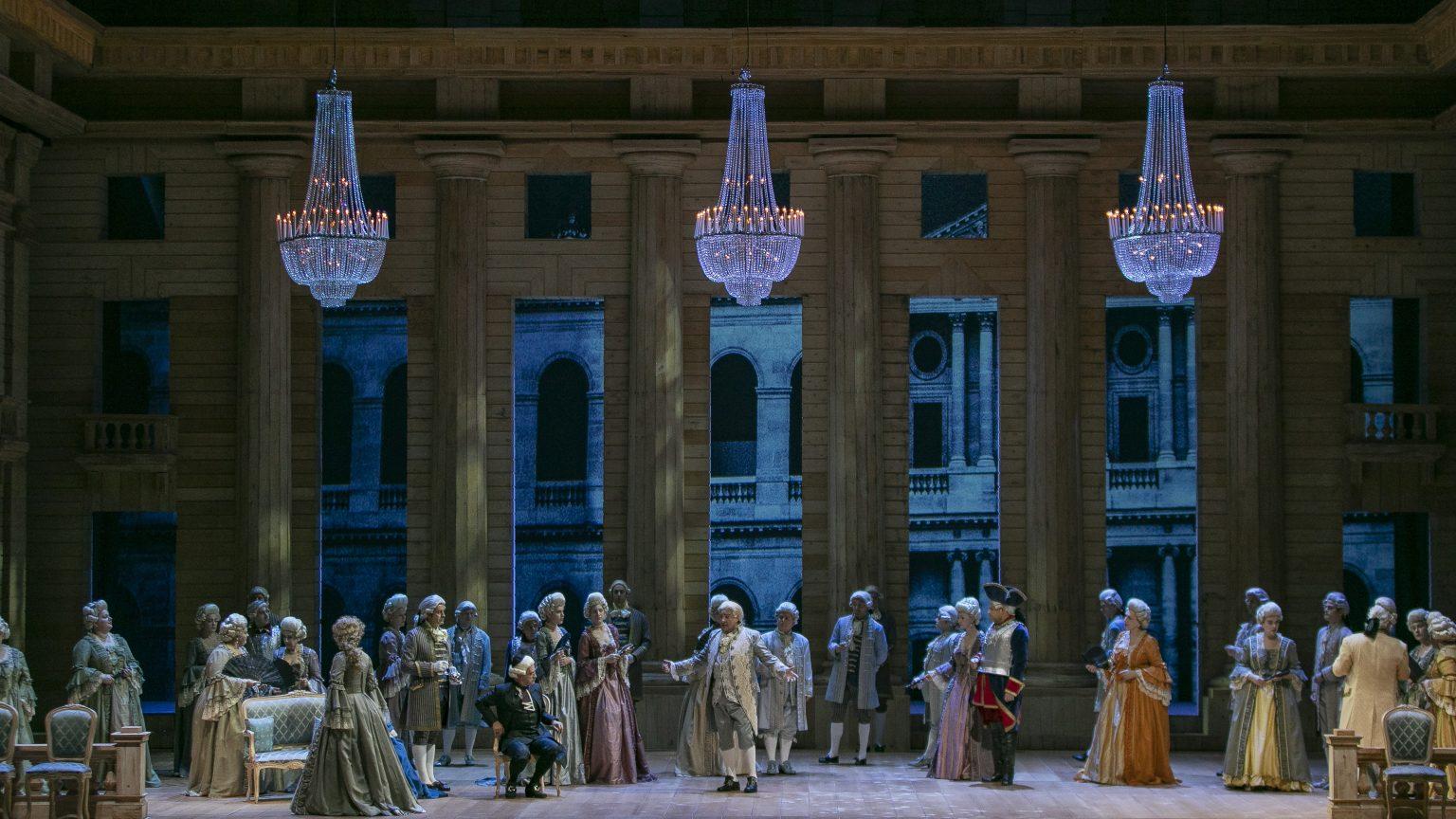 Κωνσταντίνος Μπούρας: ΔΙΑΔΙΚΤΥΑΚΗ ΚΡΙΤΙΚΗ για την πρώτη επετειακή παραγωγή της Εθνικής Λυρικής Σκηνής για το 2021