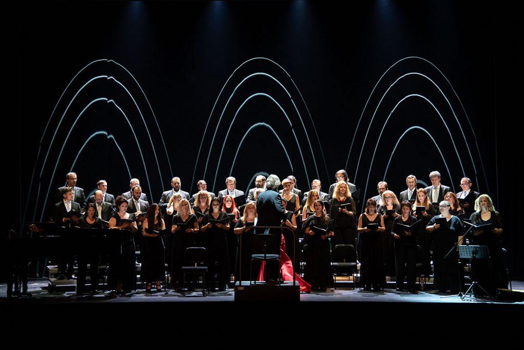 Ανθούλα Δανιήλ: Le Siège de Corinthe- Η Πολιορκία της Κορίνθουαπό τον φιλέλληνα μουσικό Τζοακίνο Ροσίνι, στο «Ολύμπια» Δημοτικό Μουσικό Θέατρο «Μαρία Κάλλας» με την Εθνική Συμφωνική Ορχήστρα της ΕΡΤ και τη Χορωδία του Δήμου Αθηναίων